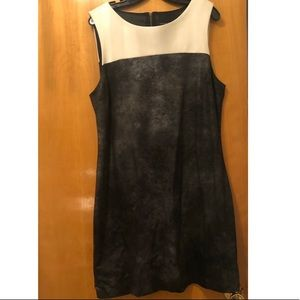 NWOT Cynthia Rowley Metallic Dress